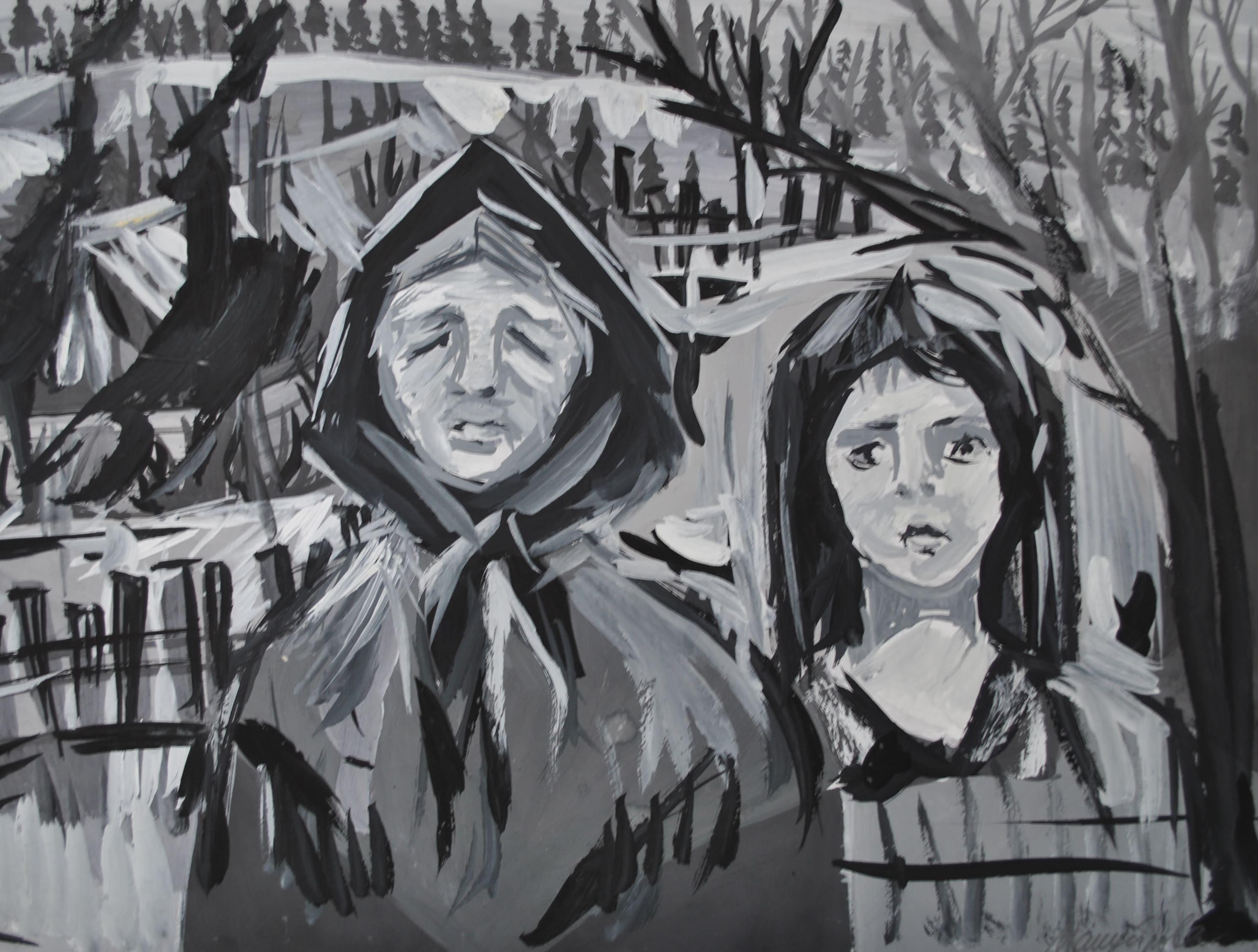 Мануйлова Екатерина 13 лет