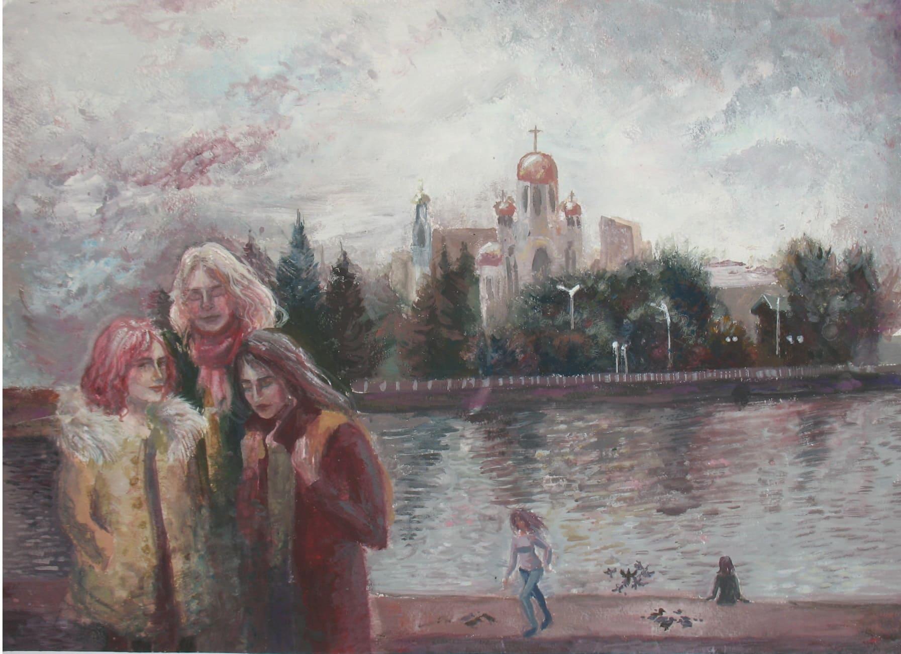 Карнаухова Алиса 15 лет