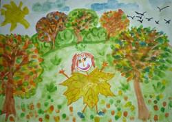 Уныченко Дарья, 4 года