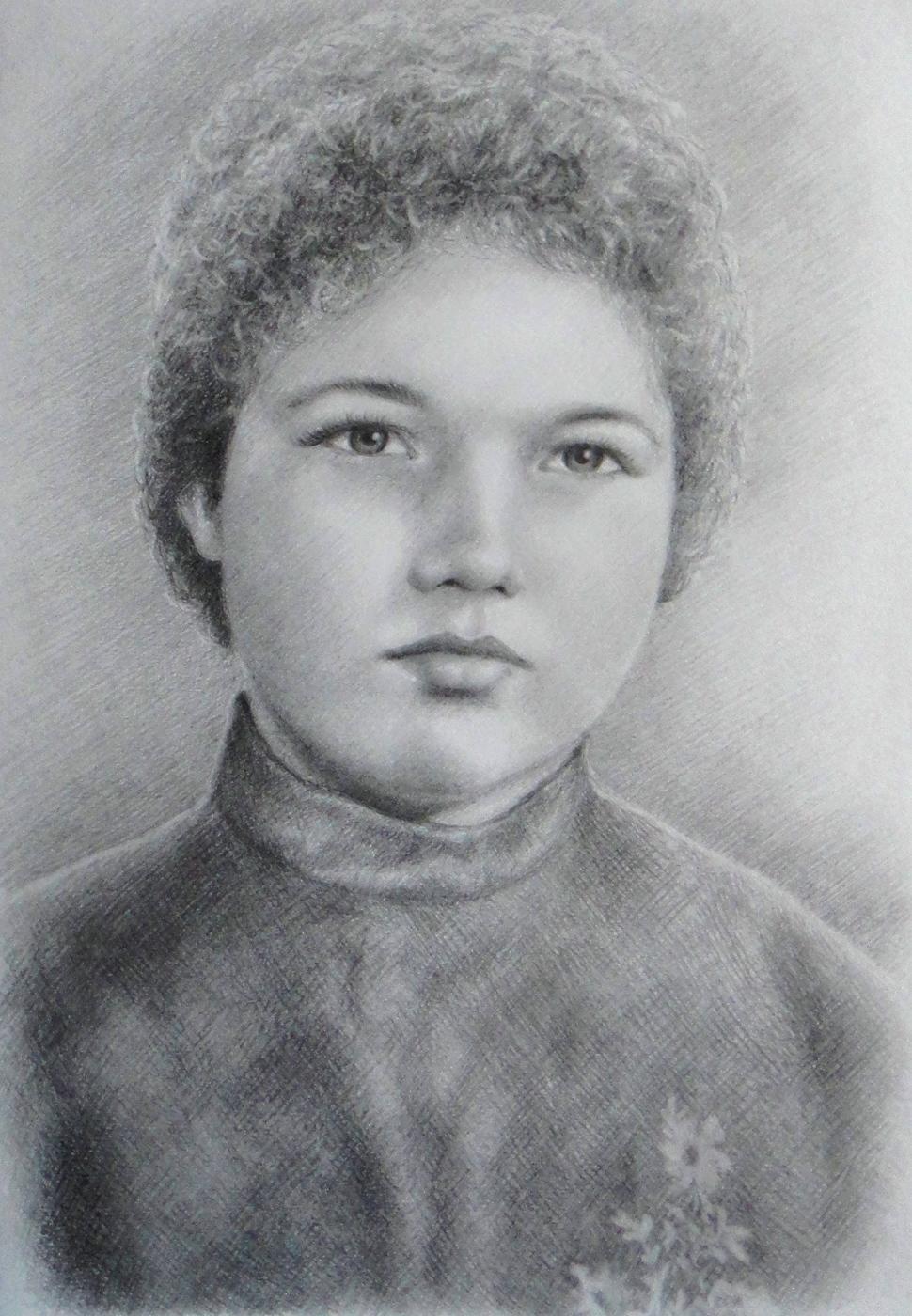 Анастасия Журавская 14 лет