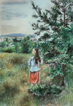 Насибуллина Александра,13 лет