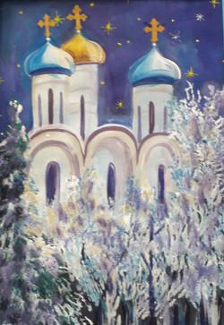 Лауреат III степени Худякова Алина, 10 л