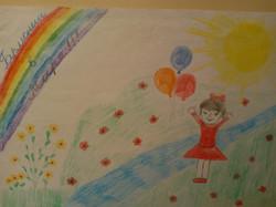 Красавина Жанна, 9 лет