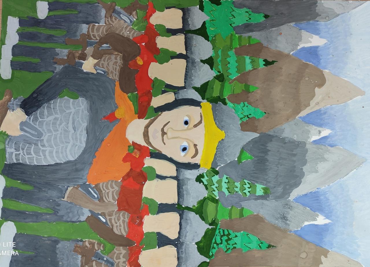 Пермякова Лилия, 10 лет