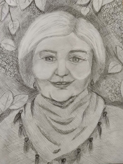 Чусовитина Алёна, 14 лет