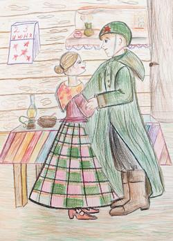 Романова Алина, 12 лет