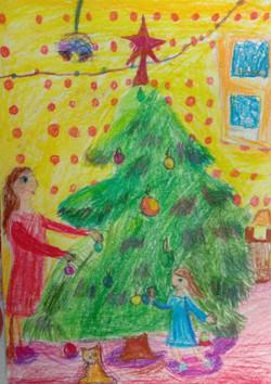 Тетерина Милослава, 9 лет