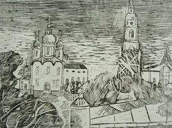 Долгушин Данил, 15л. Тобольский кремль