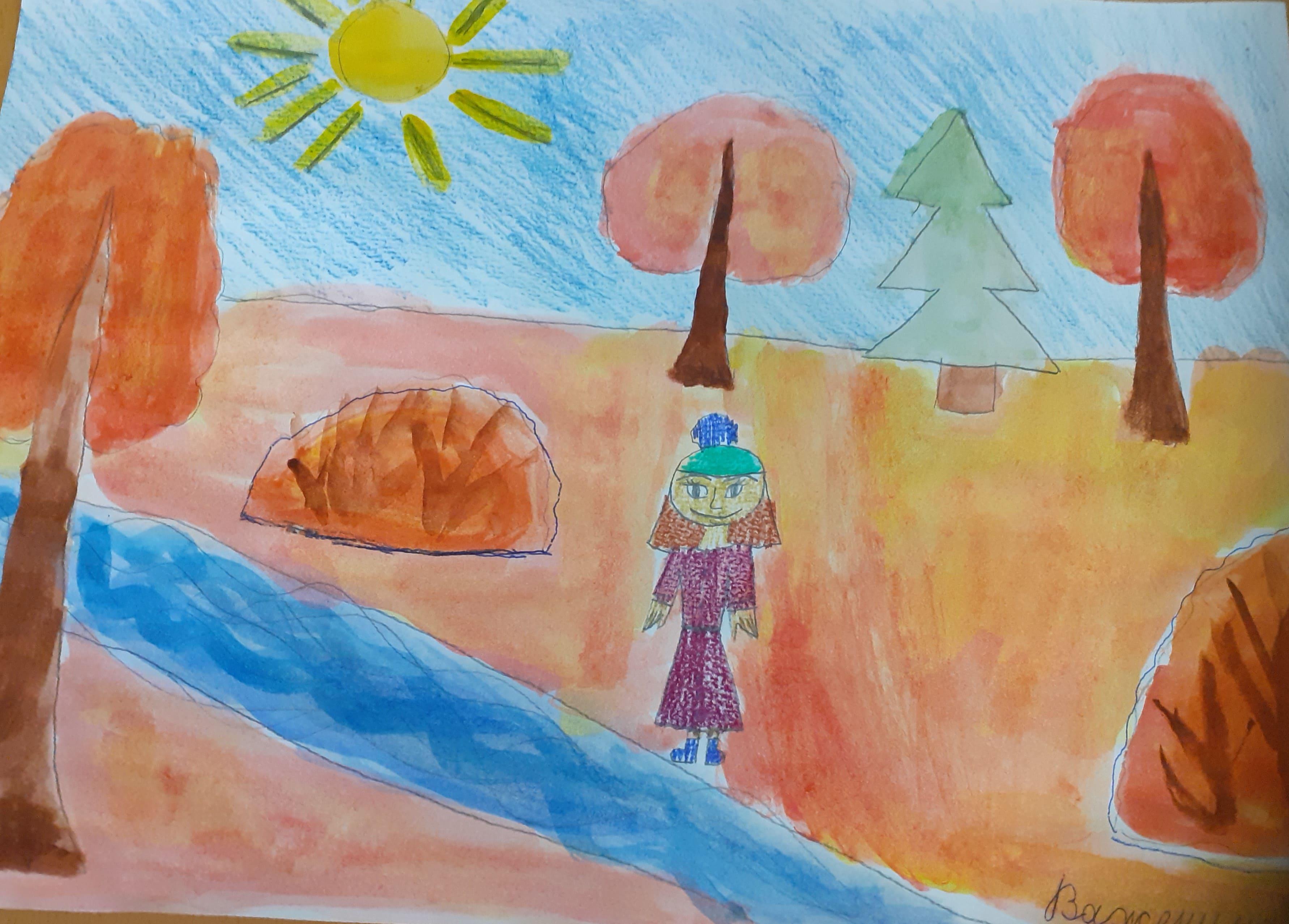 Важенина Анна, 8 лет