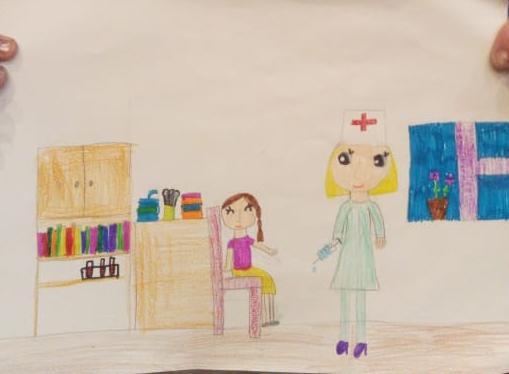 Мезенцева Софья, 7 лет