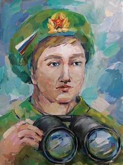 Полежаева Полина, 16 лет