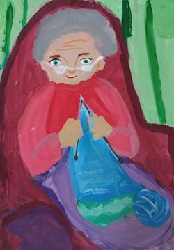 Черкашина Дарья, 9 лет