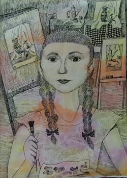 Бибик Светлана, 13 лет
