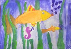 Саргсян Гаяне, 7 лет