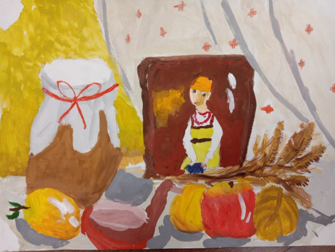 Потапова Арина, 9 лет