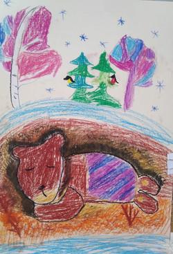 Костюкович Софья, 6 лет