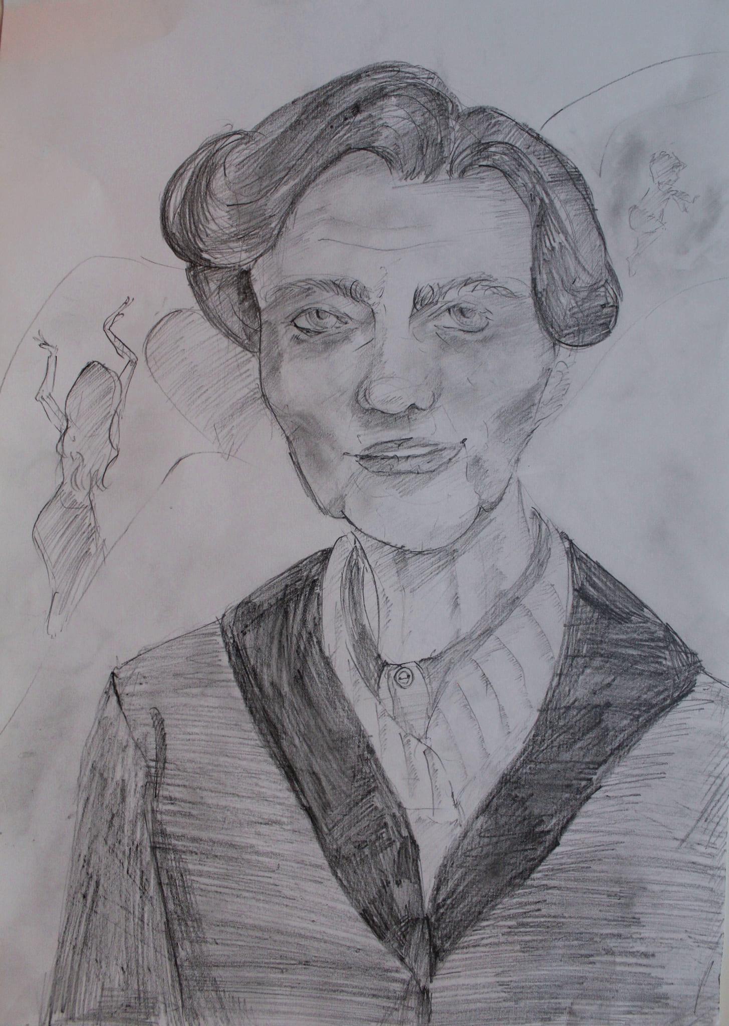 Сажина Алина, 14 лет