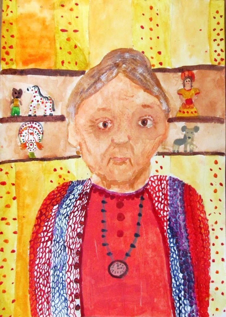 Шмелева Софья 11 лет