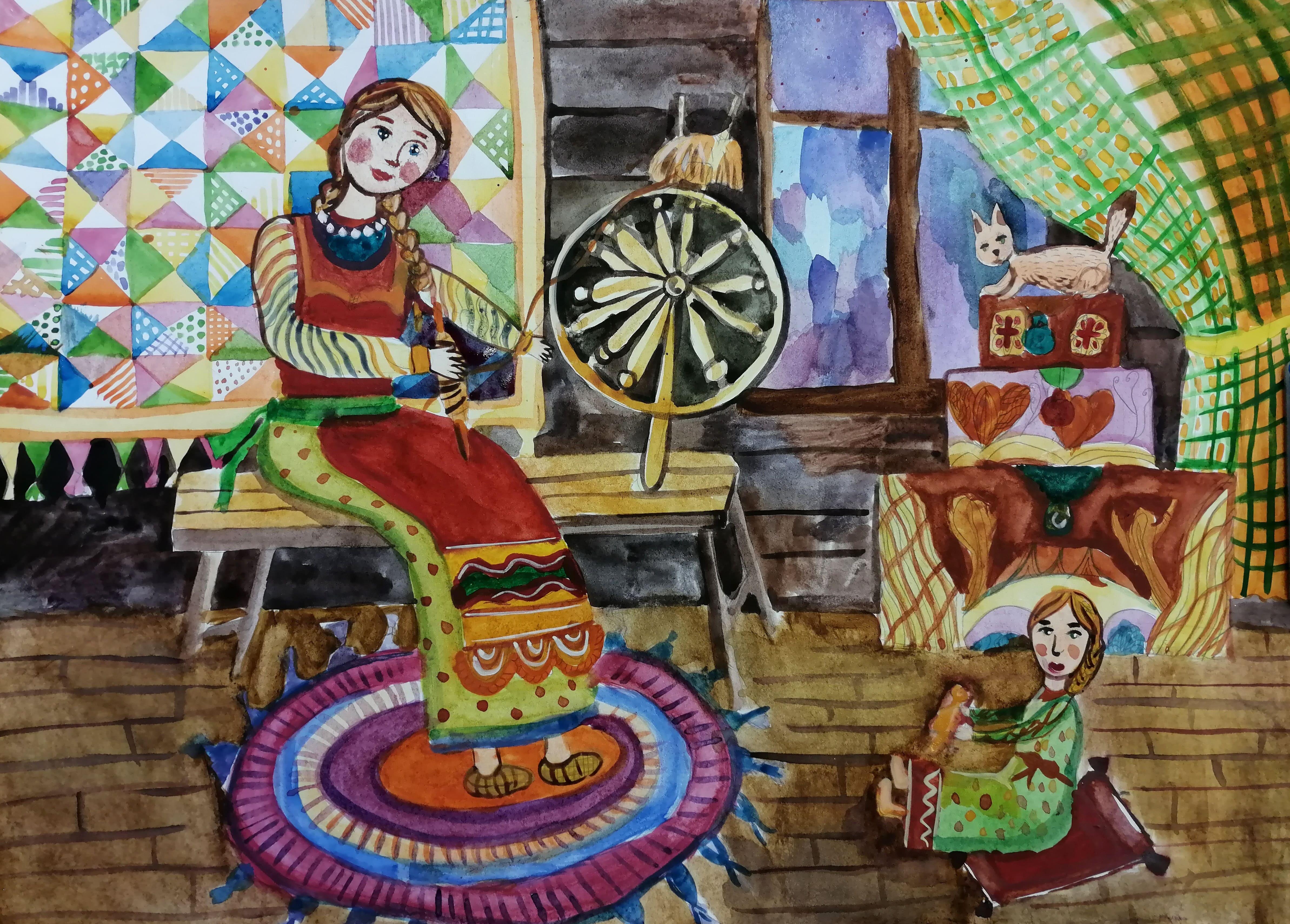 Терновская Дарья, 9 лет