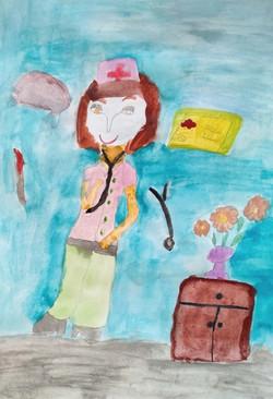 Эрман Маргарита, 6 лет