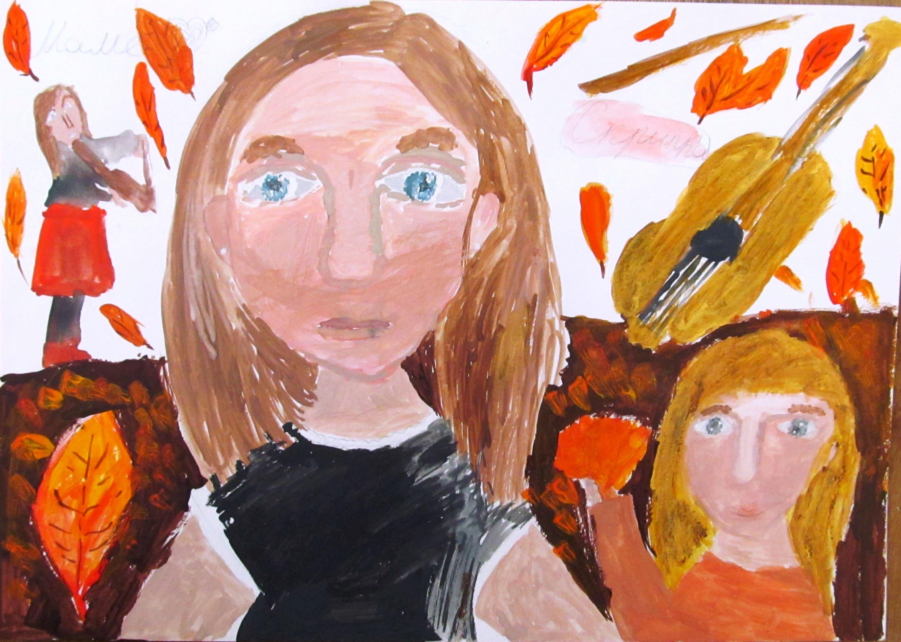 Малышева Таисия 8 лет