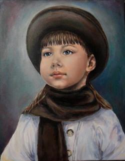Анастасия Журавская , 13 лет