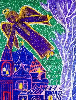 Антоникова Даша12л, Рождественский Ангел