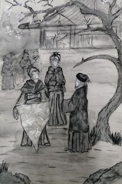 Шулятникова Лена 14лет