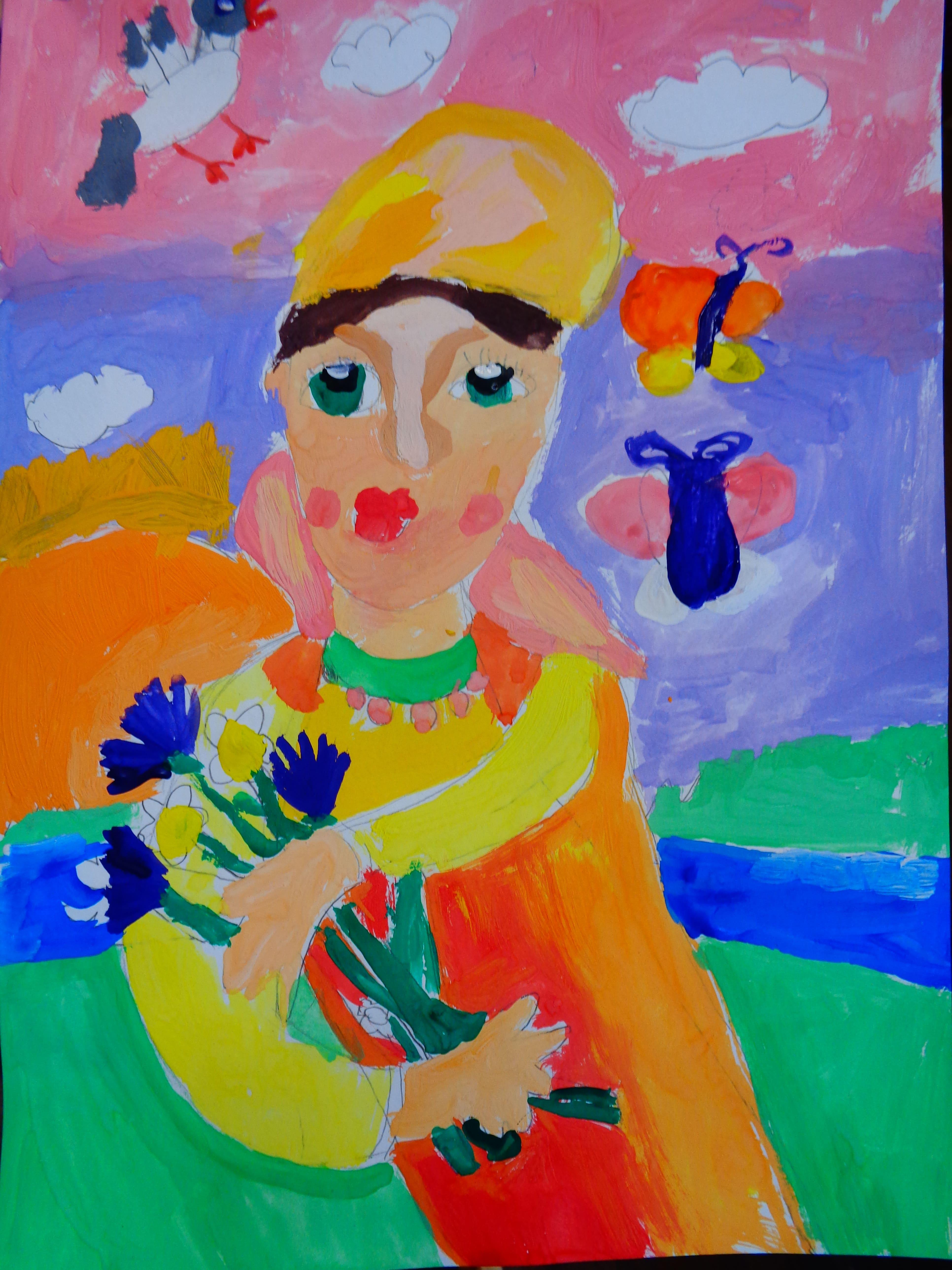 Бабурина Наталья, 6 лет