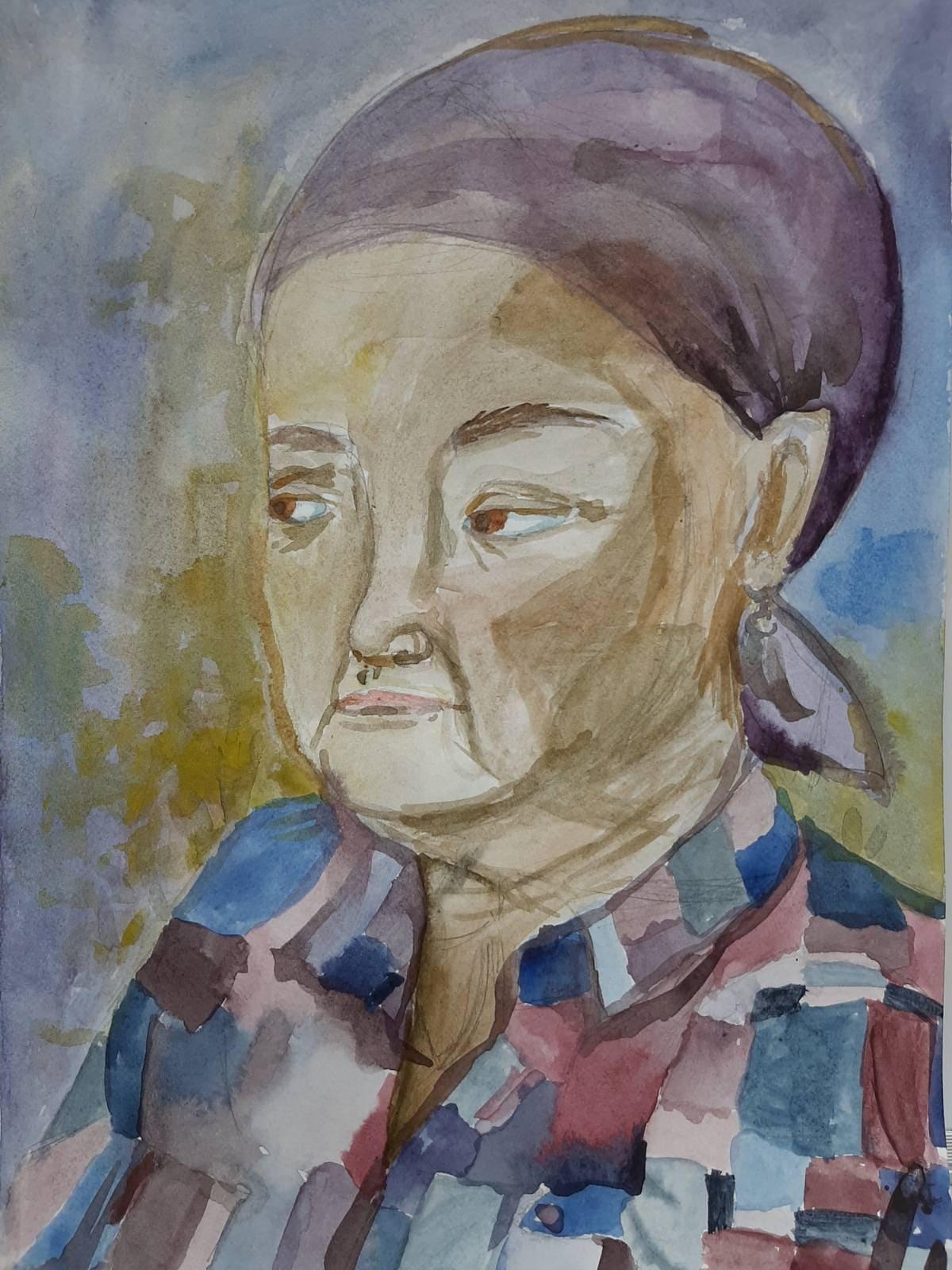 Дадажанова Лена, 12 лет