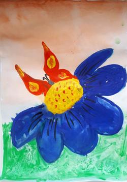Болотникова Саша, 5 лет