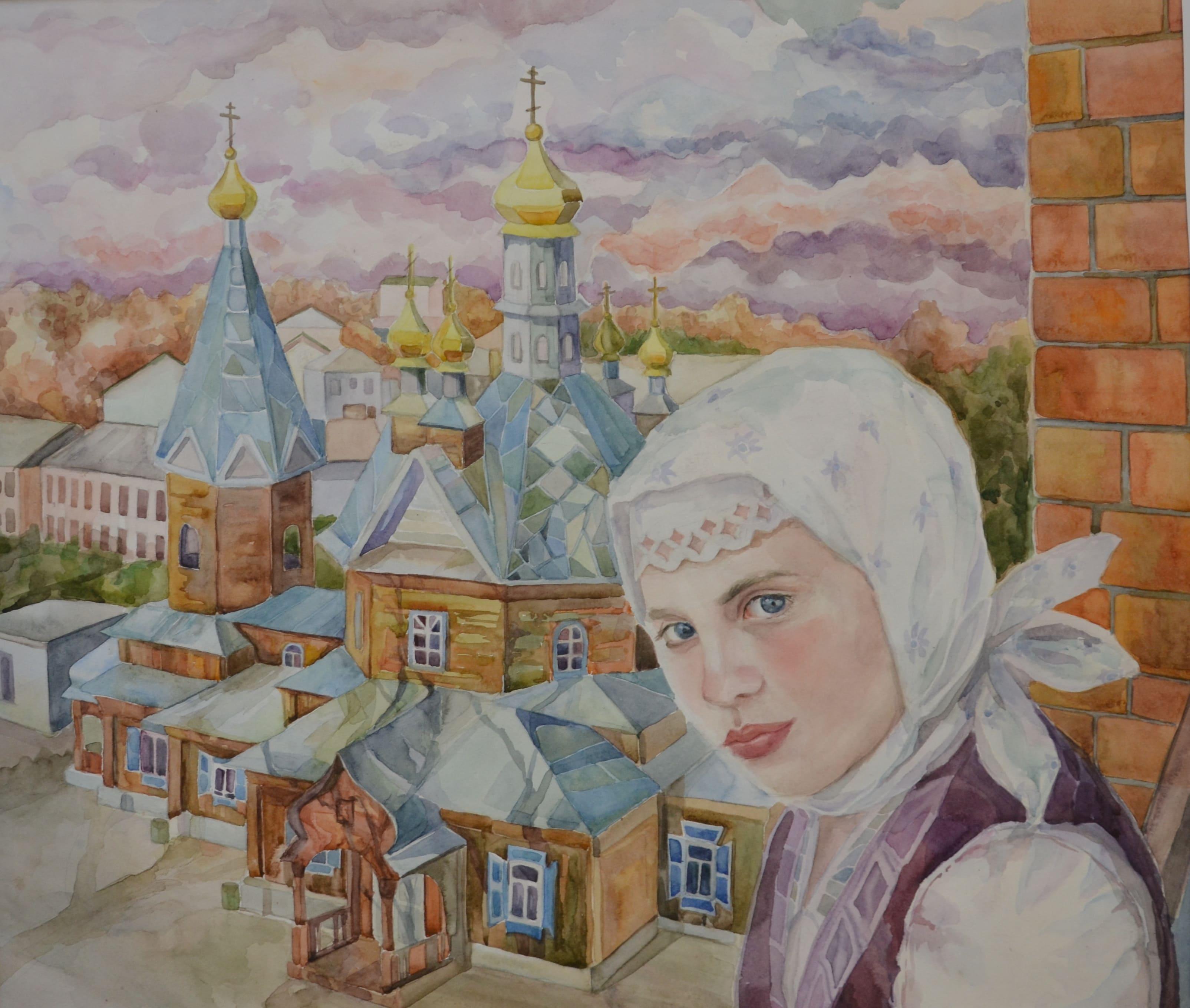 Лобко Анастасия, 15 лет