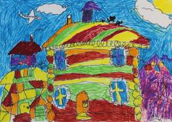 Карпец Анна,7 лет