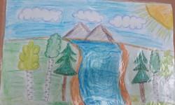 Алина Четверова, 8 лет