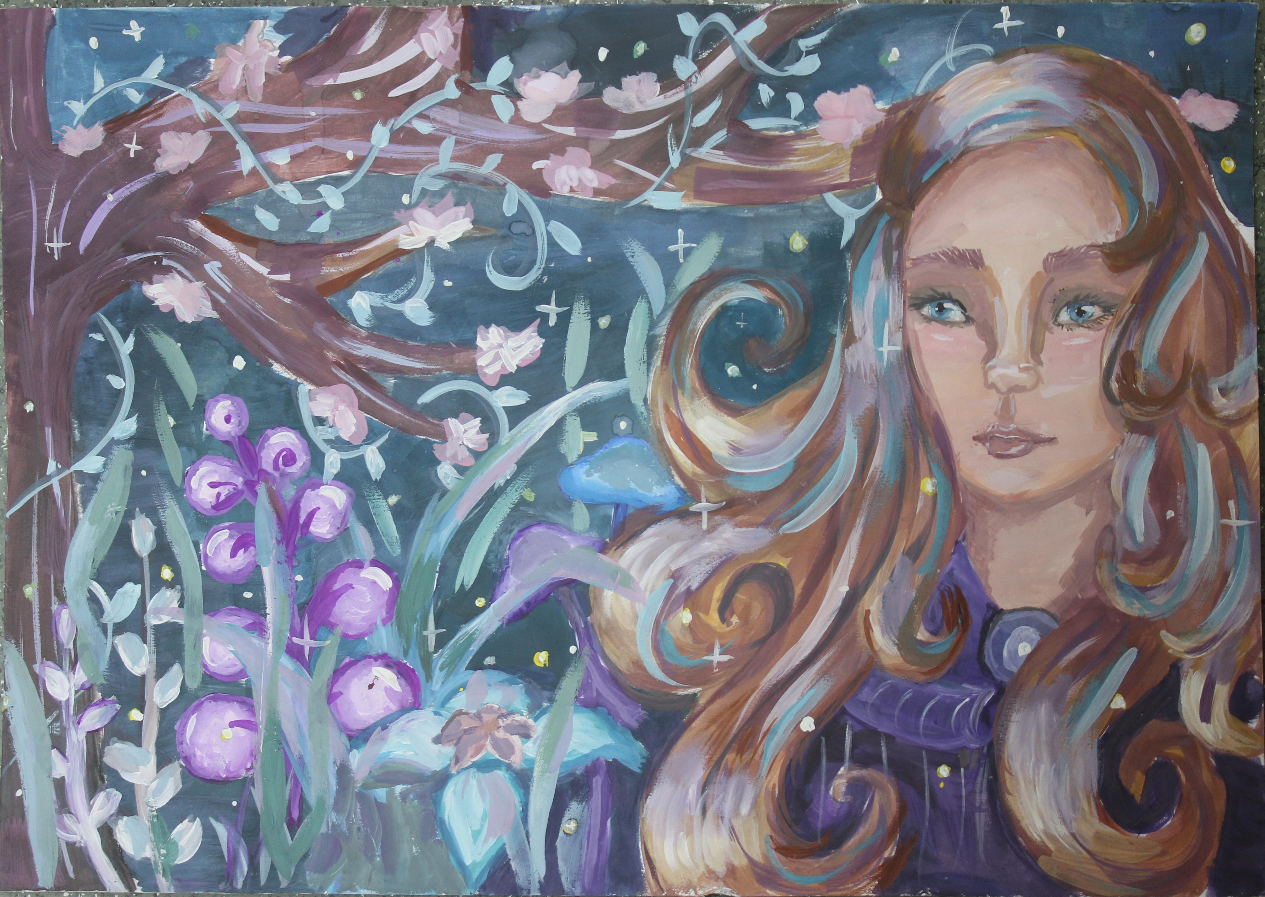 Соколова Лидия 11 лет
