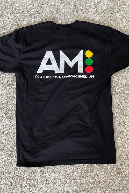 AM Black T-Shirt