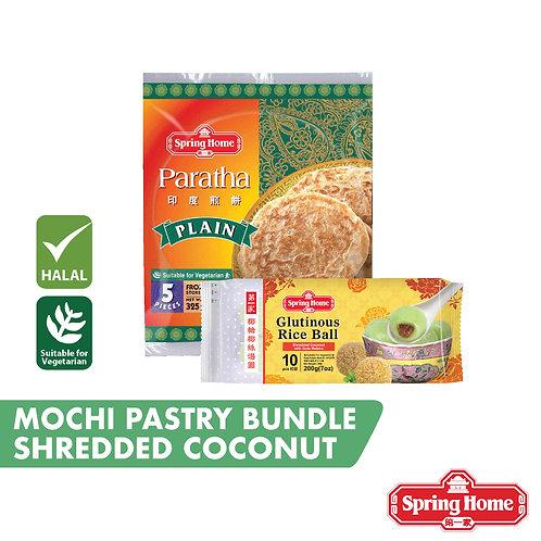 Mochi Pastry Bundle - Shredded Coconut