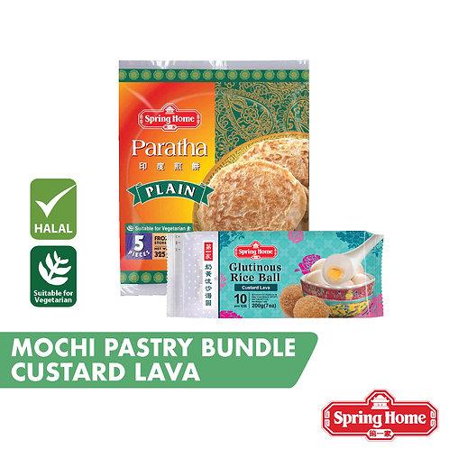 Mochi Pastry Bundle - Custard Lava