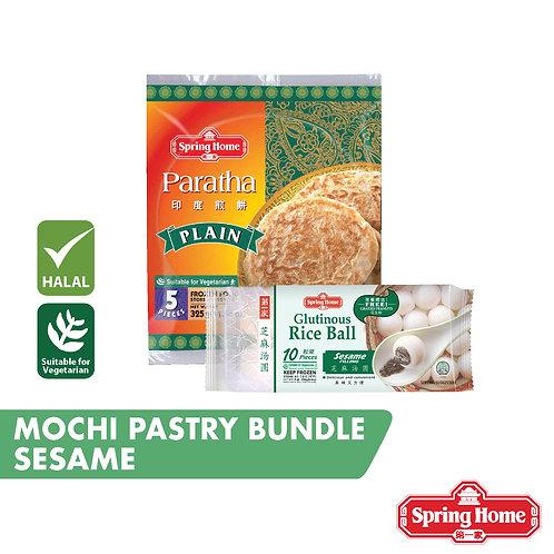 Mochi Pastry Bundle - Sesame