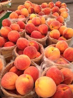 South Carolina Peaches