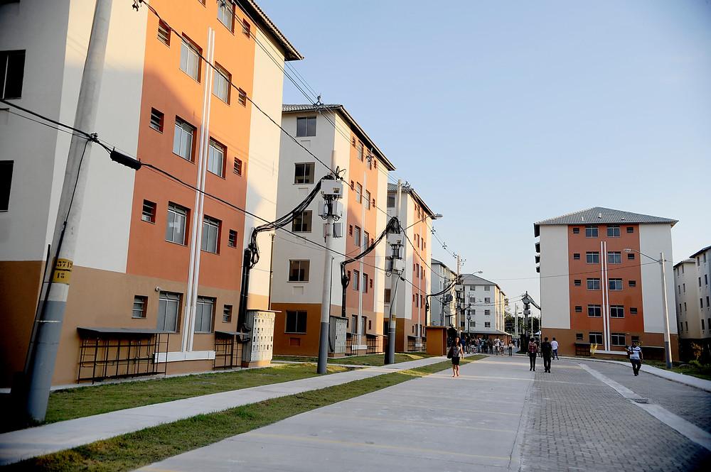 Apartamentos do MCMV