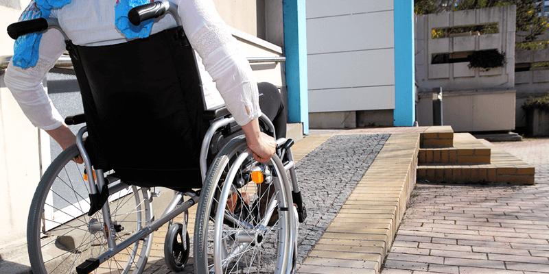 Cadeira de Rodas e Acessibilidade