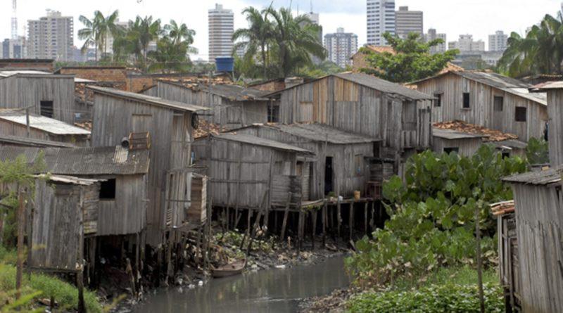 Favela brasileira