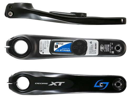Power Stages Shimano XT M8000