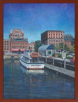 """Portland's Long Wharf"""