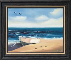 """Chris 58 Boat"""