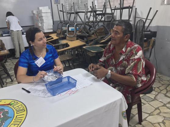 Guatemala Eyeglass Mission Trip