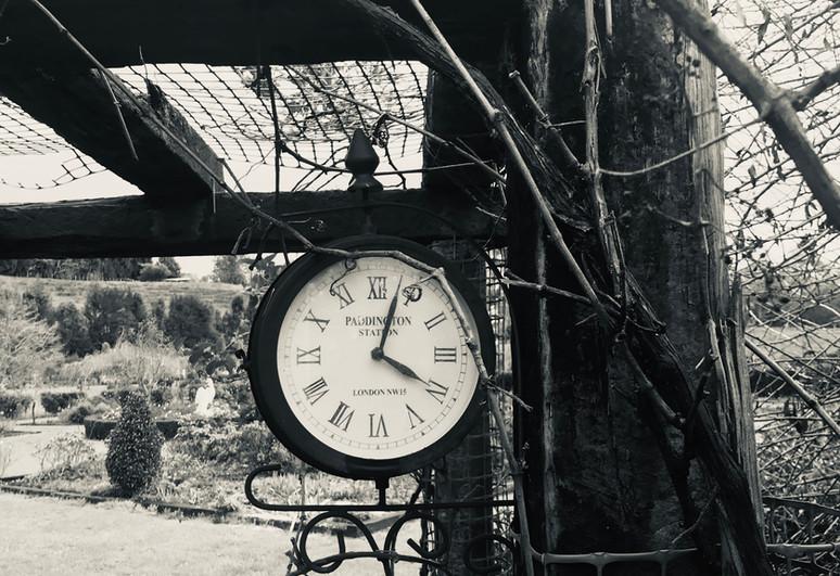 time keeping...