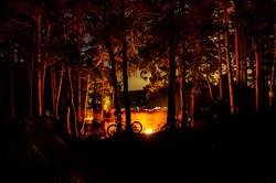 5# Evening around the fire