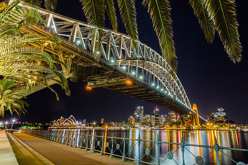 Sydney's town